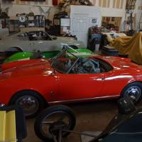 Alpha 750: 1958 Alfa Romeo Giulietta Spider