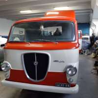 Mobile cinema: 1962 Lancia Jolly