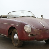 Hard-Top: 1957 Porsche 356 Speedster