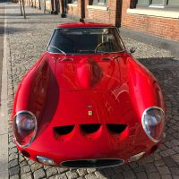 Reflections: 1963 Ferrari 250 GTE/GTO Replica