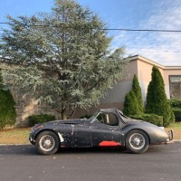 Highly original: 1954 Jaguar XK120 O.T.S.