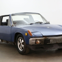 Six are better: 1970 Volkswagen - Porsche 914-6