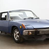 Six are better: 1970 Volkswagen - Porsche 914-6