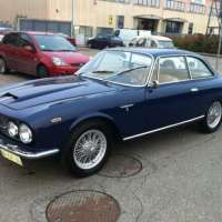 Blue & Borrani: 1965 Alfa Romeo 2600 Sprint