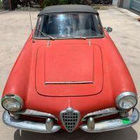 Big Island red: 1965 Alfa Romeo Giulia Spider Veloce