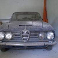 Hidden peacock: 1966 Alfa Romeo 2600 Sprint