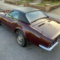 One owner survivor: 1968 Chevrolet Corvette Convertible