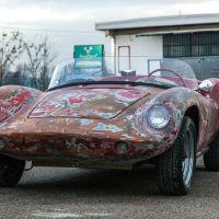 """Thin paint: 1959 Devin """"D"""" Porsche"""