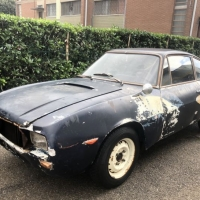 Black aluminium/2: 1967 Lancia Fulvia Sport by Zagato