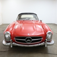 Surgeon's car: 1961 Mercedes-Benz 300 SL Roadster