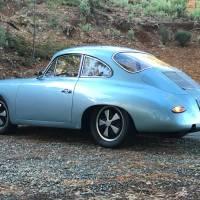 """Da Fruit: 1965 Porsche 356 C """"Outlaw"""""""