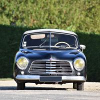 One family car: 1951 Simca 8 Sport Cabriolet
