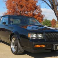 Masculine imperfection: 1987 Buick Grand National GNX