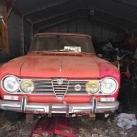 Santa Fe Trail/2: 1967 Alfa Romeo Giulia Super