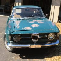 Younger sister: 1966 Alfa Romeo GT Junior