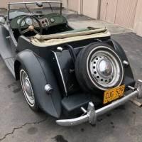 Inexpensive thrills: 1952 MG TD