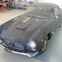 HIR 993: 1962 Maserati 3500 GTi by Touring