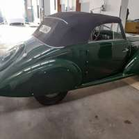 Less than two: 1939 Fiat 508 C Cabriolet by Viotti