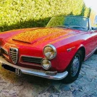 Below average: 1964 Alfa Romeo 2600 Spider by Touring