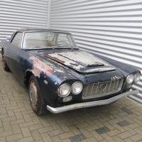 Former blue: 1963 Lancia Flaminia GT 2.5 3C by Touring
