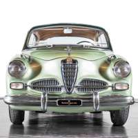 One of few: 1956 Alfa Romeo 1900 Primavera by Boano