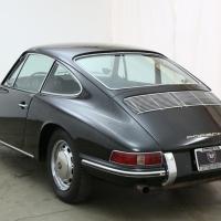 Feeling blue: 1966 Porsche 911