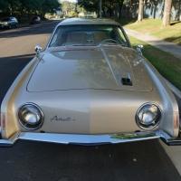 American oddball: 1963 Studebaker Avanti R2