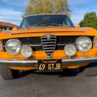 Euro ocra: 1969 Alfa Romeo GT Junior