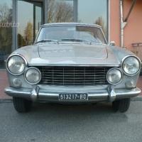 Grey hound: 1963 Fiat 1600S Coupé O.S.C.A. by Pininfarina