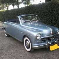 Baby boomer: 1951 Fiat 1400 Cabriolet
