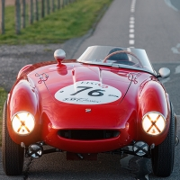 The veteran: 1955 Moretti 750 Sport Barchetta