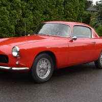 Twin mouths: 1957 Alfa Romeo 1900C Super Sprint by Touring