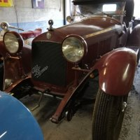 Big blower: 1930 Alfa Romeo 1750 GS Compressore by Zagato