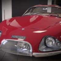 "Something different: 1951 Volkswagen Kubelwagen ""Bolide"""