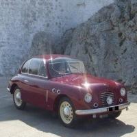 """Mega rare: 1947 Fiat 500C """"Panoramica"""" by Zagato"""