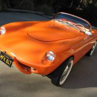 Open orange: 1957 LaDawri Sebring