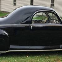 V12 roots: 1942 Lincoln Zephyr 3 Window Coupé