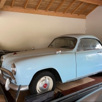 On the shelf: 1957 Simca Coupé De Ville