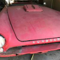Two for one: 1967 Sunbeam Tiger