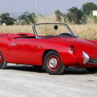 Who's who: 1958 Abarth 750 Spyder by Zagato