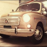 On demand: 1965 Fiat 600D by Zagato