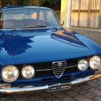 Blue chip: 1969 Alfa Romeo 1750 GT Veloce