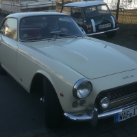 The 16th one: 1961 Italia 2000 by Vignale