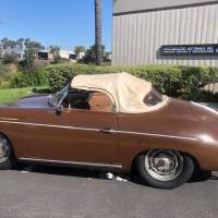 Stale chocolate: 1955 Porsche 356 Speedster