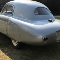 Preserved silver: 1947 Fiat 1100S Mille Miglia