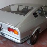 Before fame: 1971 Audi 100S Coupé