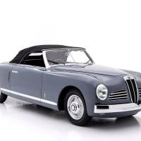 Post war glory: 1946 Lancia Aprilia Cabriolet by Pininfarina