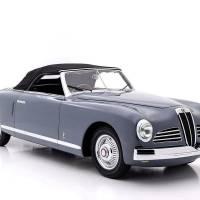 Post war glory: 1946 Lancia Aprilia Cabriolet by Pininfarina