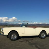 Two hearts: 1960 Alfa Romeo 2000 Spider by Touring