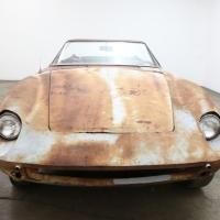 Sunburnt/2: 1968 Intermeccanica Italia Spider
